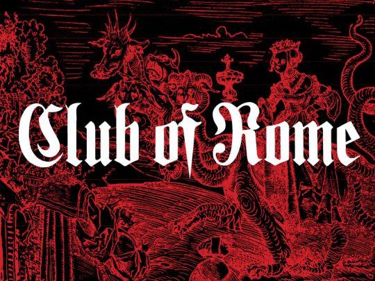 Čo je to Rímsky Klub?