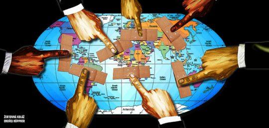 Globalizace: Svět rozbitý na kusy. Okrádání slabých a požírání nadbytečných. Patříte k prekariátu? Co s nerentabilní populací? BRICS není alternativa. Ekonomiku drží otrocká práce. Je cesta ven?
