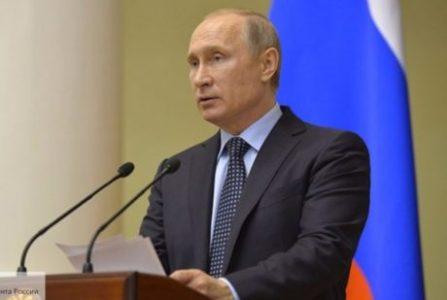 Nová ICBM v roce 2020, hypersonický kluzák v roce 2019: Putin nastínil plány nasazení jaderných zbraní budoucnosti