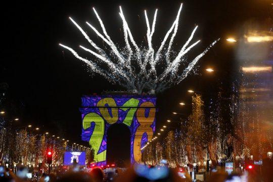 Šokujúca správa o incidentoch počas silvestrovskej noci vo Francúzsku