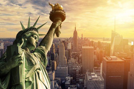 Více než symbolické: kvůli přerušení financování byla uzavřena i socha Svobody