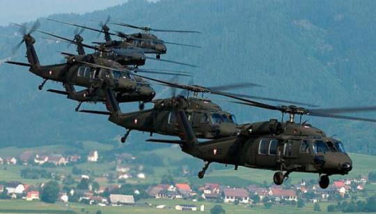 Provádí se audit Ministerstva obrany USA. Chybí vrtulníky za 830 mil. dolarů. A to jsme na začátku
