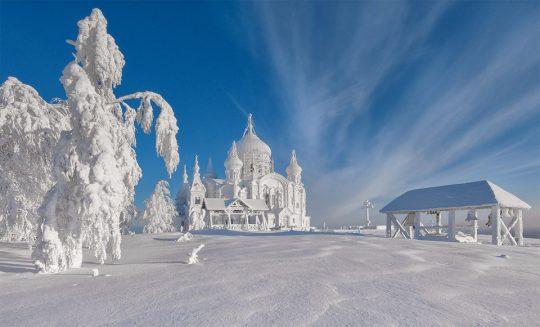 Video zimní Moskvy, které bylo natočeno před 110 lety. Unikátní záběry