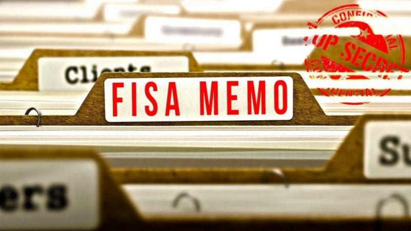 FISA MEMO: překlad plného znění