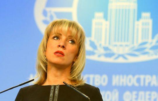 """Ruská diplomatka: """"Zprávy o stovkách Rusů zabitých v Sýrii jsou klasický příklad dezinformací."""" Kdo za nimi stojí?"""