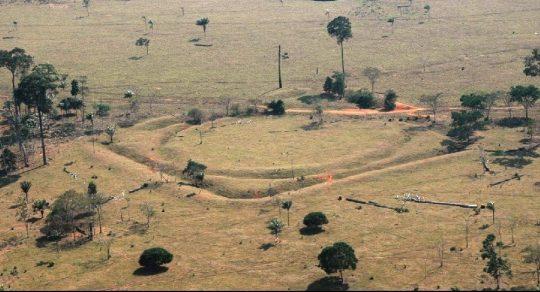 Archeologové našli stopy dříve neznámé civilizace (FOTO)