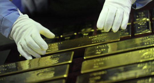 Centrální banky ukončily spolupráci na trhu se zlatem