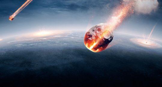 Nad Afrikou vybuchl zhruba dvoumetrový asteroid, oznámila NASA