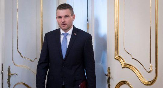 Pellegrini: Slovensko podpoří protiruské sankce, i když škodí ekonomice