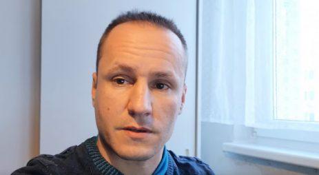 Jak dopadl Petr Socha, který varoval mladé lidi před majdanem v Bratislavě aby nechodili do ulic