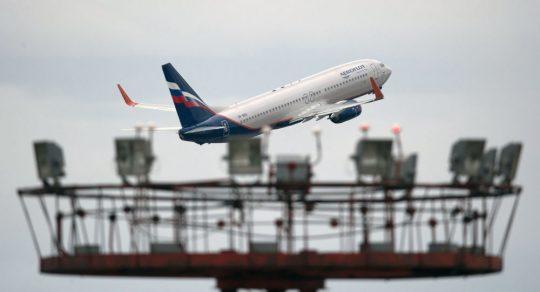 Ukrajina pokutovala ruské letecké společnosti za lety na Krym – média