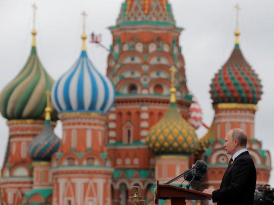 Frankfurter Allgemeine: Rusko překonalo strach ze sankcí USA a to přitahuje investory