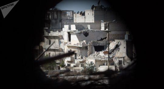 USA v Sýrii připravily ozbrojence pro provokace s chemickými zbraněmi – generální štáb RF