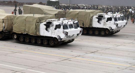 Ruský Pancíř bude nadzvukovou zbraní