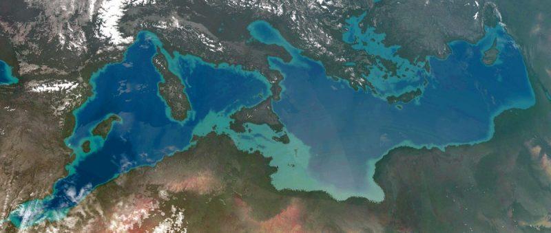 Německý architekt chtěl vysušit Středozemní moře, aby spojil Evropu s Afrikou (VIDEO)