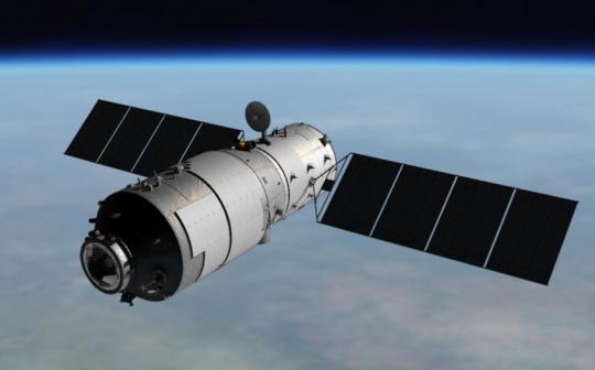 Zřícení čínského satelitu můžete sledovat v živém přenosu na této stránce
