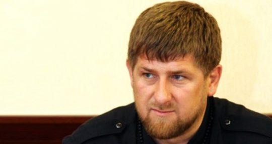 Chemický útok v Sýrii si vymyslel Západ, prohlásil vedoucí představitel Čečenska Kadyrov