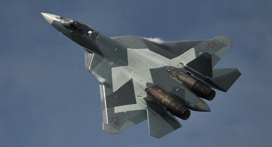 Neodhalitelná: Rusko vyvíjí stealth bombu, která sama vyhledá nepřátelské území. Stane se výbavou páté generace ruských stíhaček Su-57 (VIDEO)