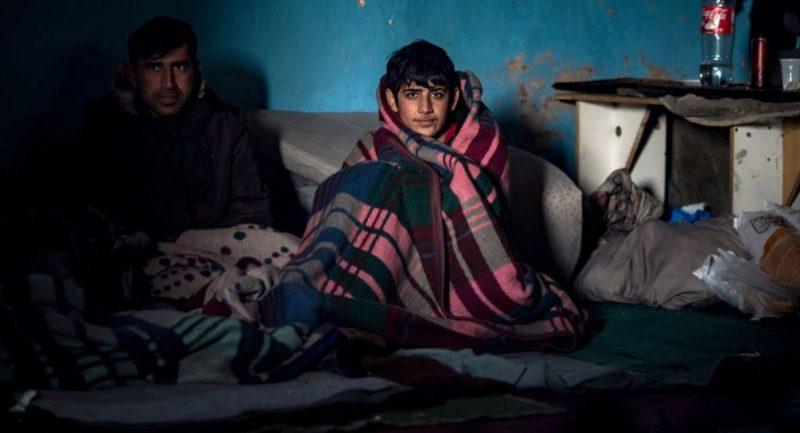 Migranti na skladištiOtrokářství 21. století: EU sužuje problém moderního otroctví, Česko je páté nejhorší