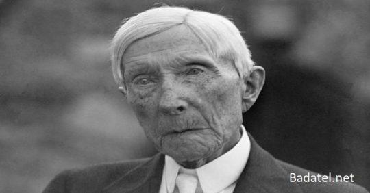 Ako Rockefeller založil Farmaceutický Priemysel a vyhlásil vojnu prírodným liečivám – povinné čítanie