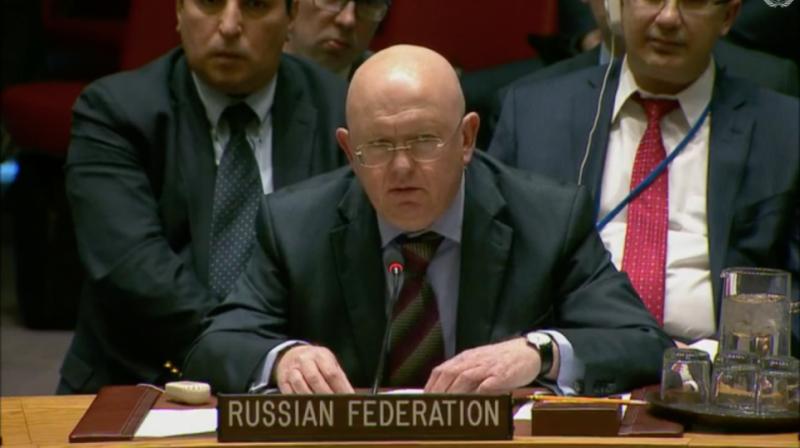 VIDEO: Ruský velvyslanec v OSN zaútočil na politiku USA v Sýrii. Všude, kam přijdete, zanecháváte za sebou chaos, vyčetl americké velvyslankyni. Britská tajná služba zřejmě unesla Julii Skripal z nemocnice, personál potvrdil, že Julia v noci zmizela z pokoje! Ruská diplomacie vyhlásila poplach, Britové odmítají umožnit styk s Julií i příbuzným!
