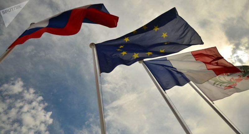 Média: Evropa vyzývá USA, aby oslabily sankce proti Rusku