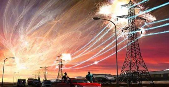 Před pár týdny se planeta Země vyhnula totálnímu EMP. Nebezpečí je stále aktuální! Nahlédněte do tajného dokumentu Komise pro EMP a připravte se na život bez elektřiny