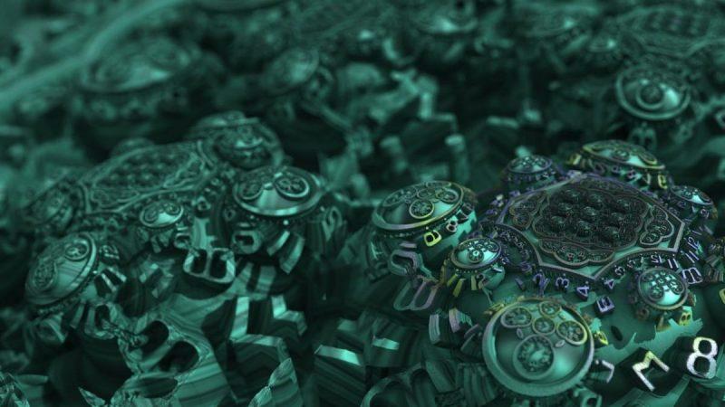 Vědci našli v hračkách pro děti časové krystaly, o které se v tajnosti zajímá i armáda