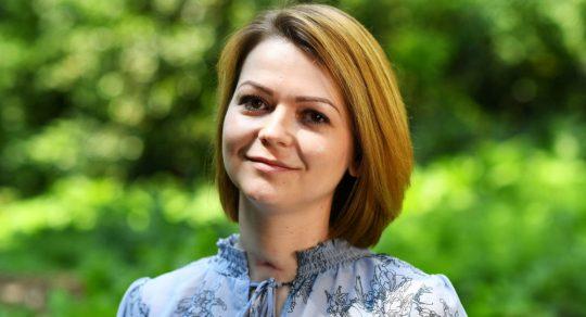 Julija Skripalová dává svůj první rozhovor po propuštění z nemocnice (VIDEO)