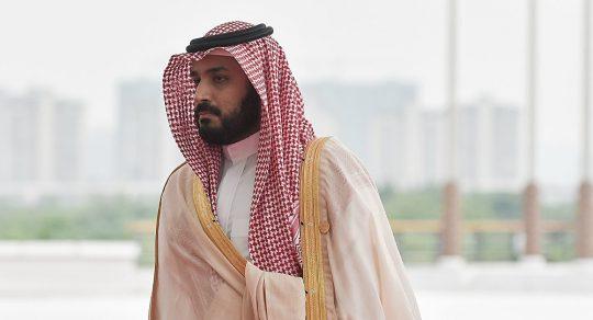 Saúdský následník trůnu byl odstaven a zbaven pravomocí