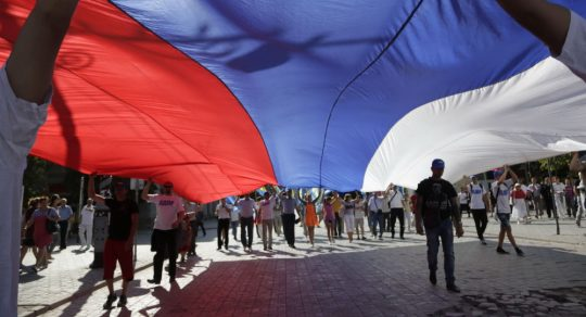 Vůči západní propagandě prokazuje Rusko úžasnou zdrženlivost
