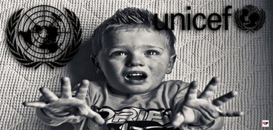 UNICEF se poodkryl: Největší ochránce práv dětí je násilnickým pedofilem! Kampaně pro ochranu nejmenších jsou strategií deviantů. Jsou normy OSN vytvářeny lidskými zrůdami? Trpělivost se jim vyplácí