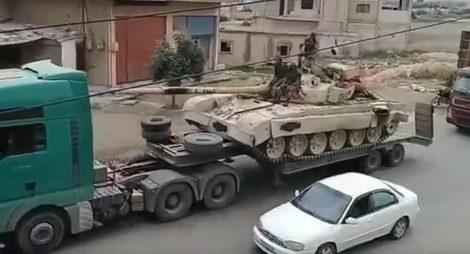 Rusko požádalo o určení cílů, na něž chtějí USA v Sýrii zaútočit
