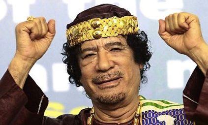 Desať faktov o Muammarovi al-Kaddáfím, o ktorých média neradi informujú