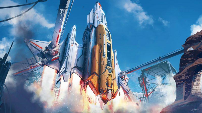 V USA nejsou schopni vyrobit raketové motory pro novou vesmírnou armádu. Trumpovi je dodá Rusko