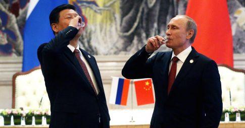 Úloha Číny a Ruska v multipolárním světě