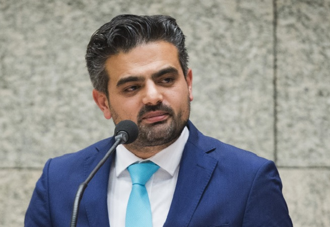 Turecký přivandrovalec vyhání Holanďany z jejich vlastní země. Jděte, pokud se vám islám nelíbí