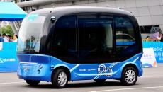 Autobus, který nebude mít řidiče? Již brzy v Japonsku
