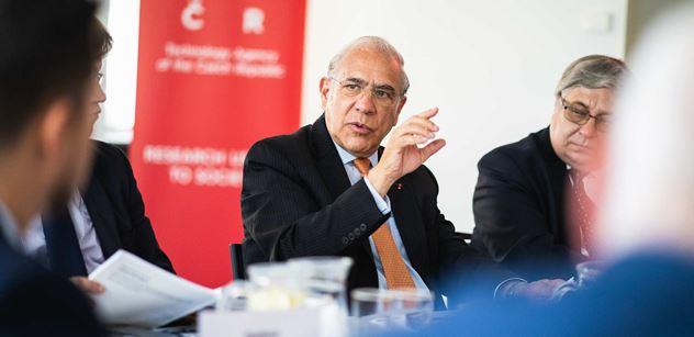 Česko by mělo otevřít kontrolovanou migraci, byla by to investice, která se v budoucnu vyplatí, je přesvědčen šéf OECD