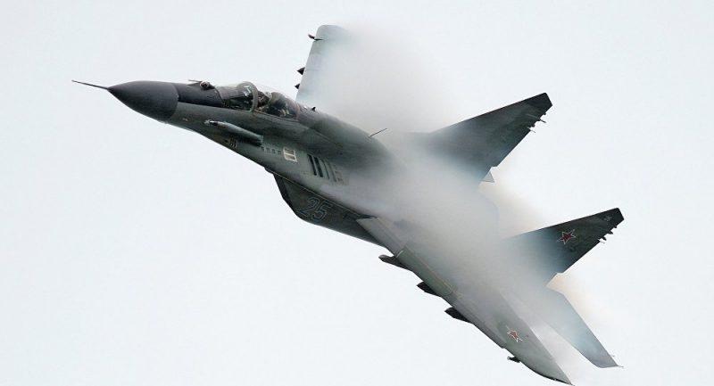 V Polsku havaroval MiG-29
