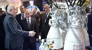 Nejvýkonnější motory na světě RD-171 budou modernizovány pro Sojuz 5