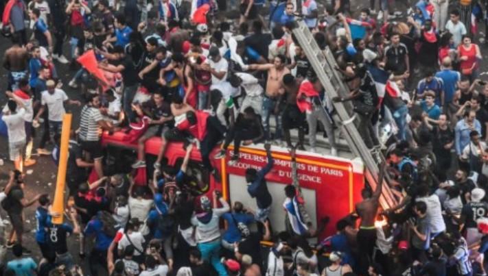 """Belgický politik říká, že občanská válka v Evropě je """"blíže, než si myslíme"""""""