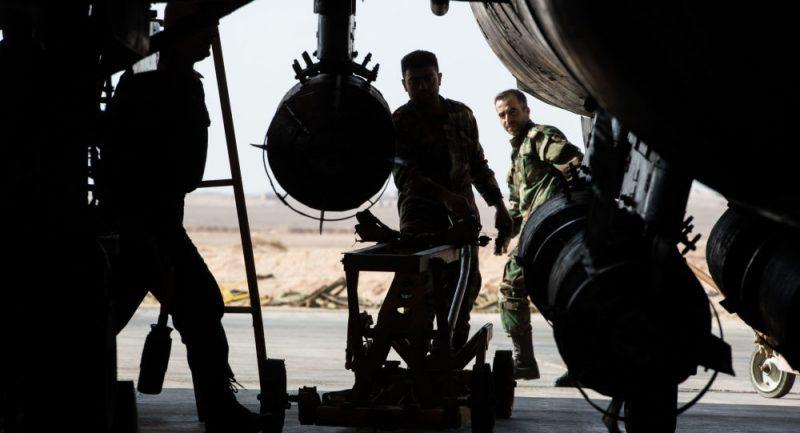 Pilot sestřelené syrské stíhačky se odmítl vzdát Izraelcům a zahynul