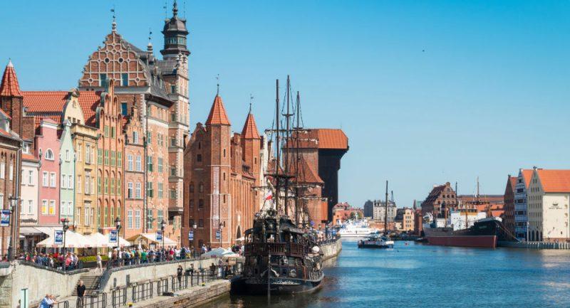 Média informovala o hrozbě ekologické katastrofy v Polsku