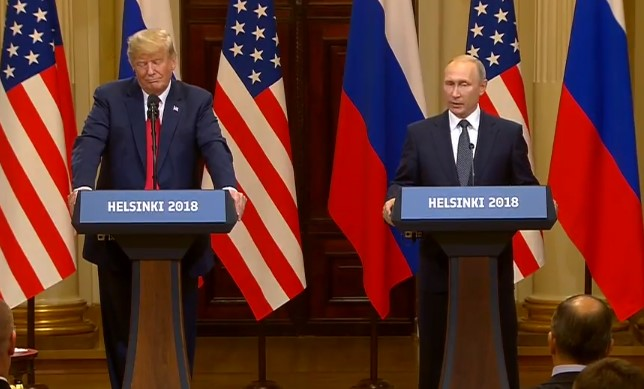 """""""Seřízení hodinek"""" má být hlavním úkolem setkání Putin – Trump"""