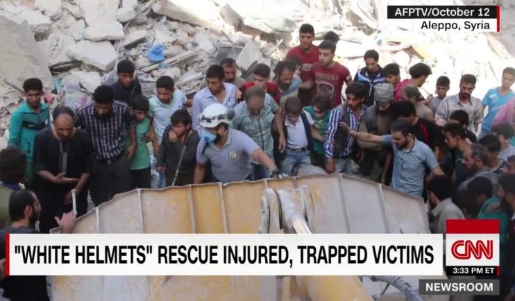 Média se dozvěděla o plánech USA na evakuaci Bílých přileb ze Sýrie