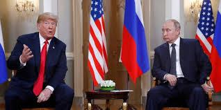 Vladimir Vladimirovič Putin navrhl DJ Trumpovi domluvu o kontrole zbraní