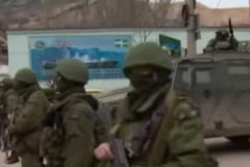 Poblíž západní ruské hranice bylo nově umístěno 70 vojenských útvarů