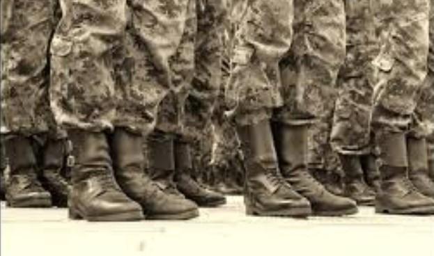 """Boty pro armádu """"Made in USA"""" se ve skutečnosti vyráběly v Číně"""