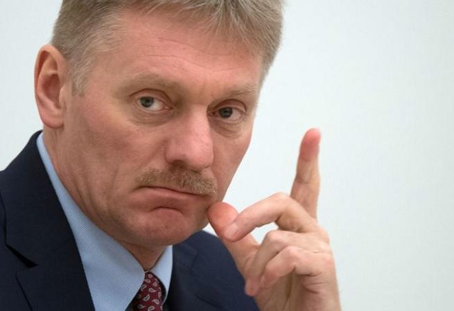 Peskov: Odkaz na tajné důkazy v případě tankerů je absurdní!